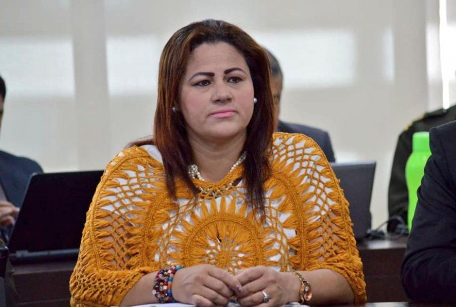 Gobernadora de la Provincia de Orellana-Dra. Raquel Torres